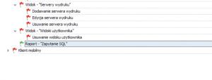 Raport - Zapytanie SQL
